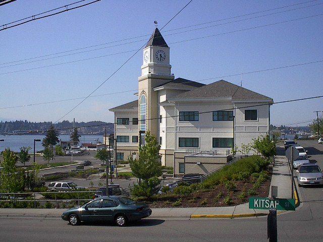 Port Orchard Washington Port Orchard Wa City Hall Photo