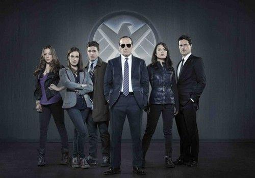 Agents of SHIELD, Cast Promo Image -Marvel