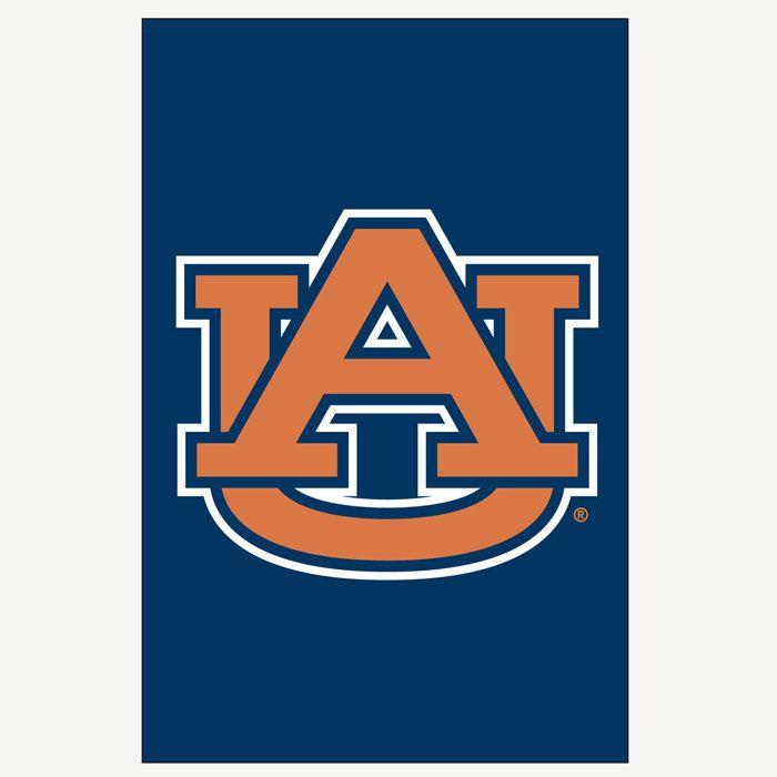 Auburn Univers Logo Stencil University