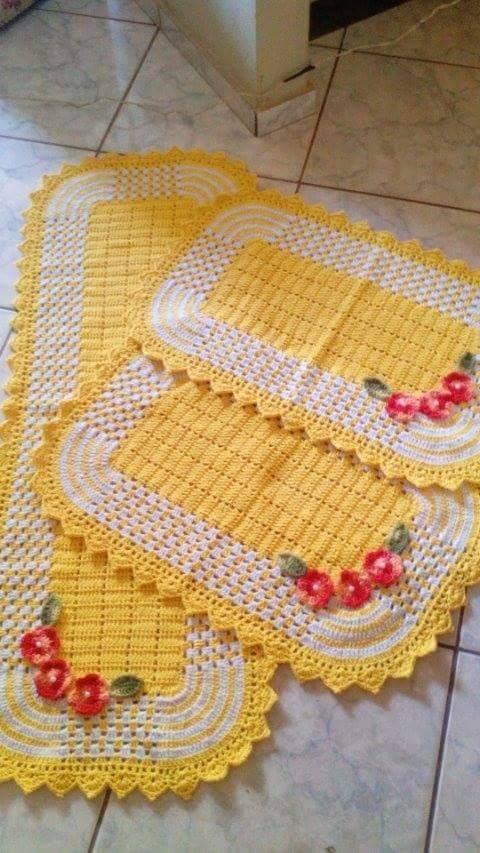 trabalhos maravilh.osos - 00:03:25 | Crochet | Pinterest | Neid ...