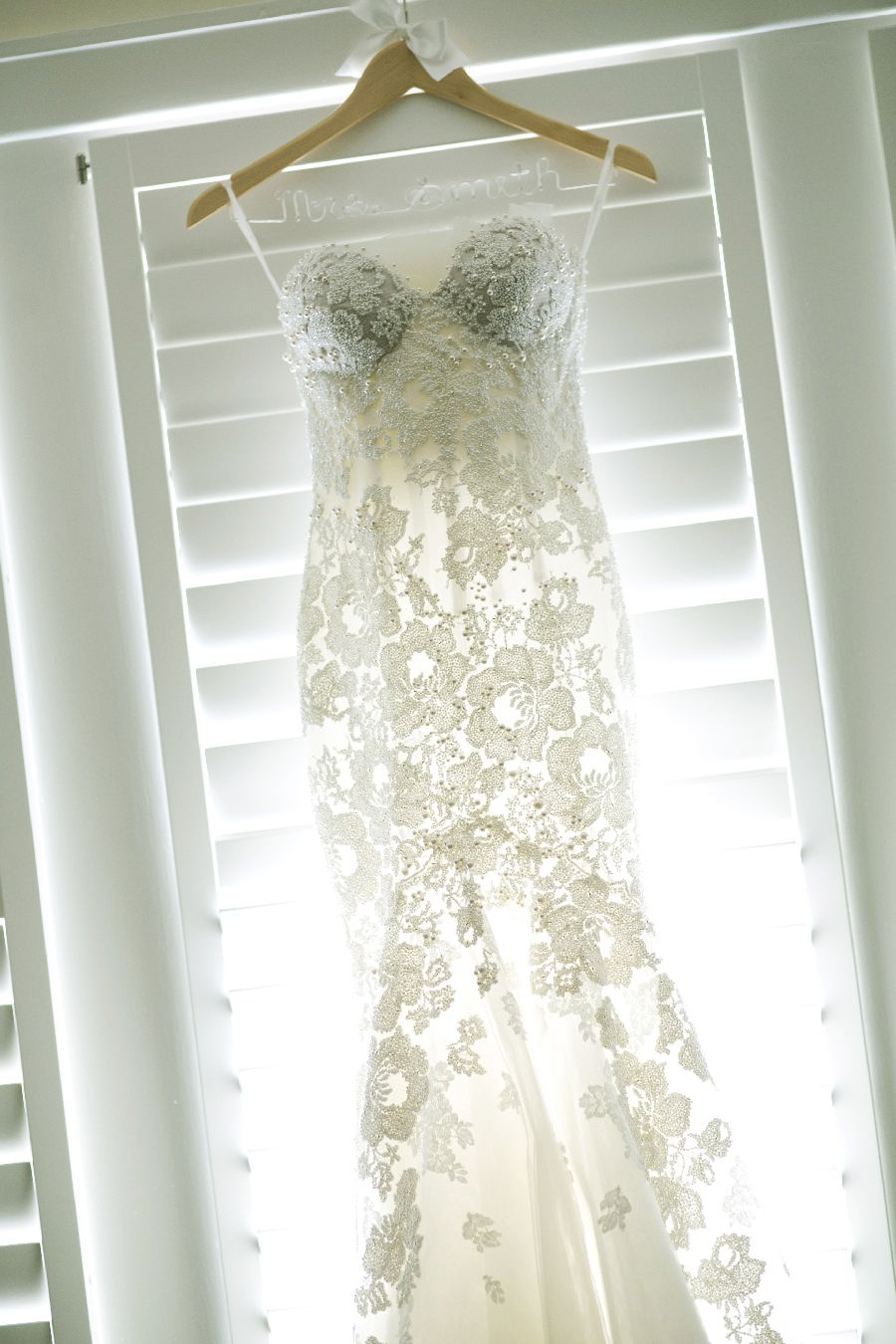 Steven Khalil Wedding Dress | itakeyou.co.uk