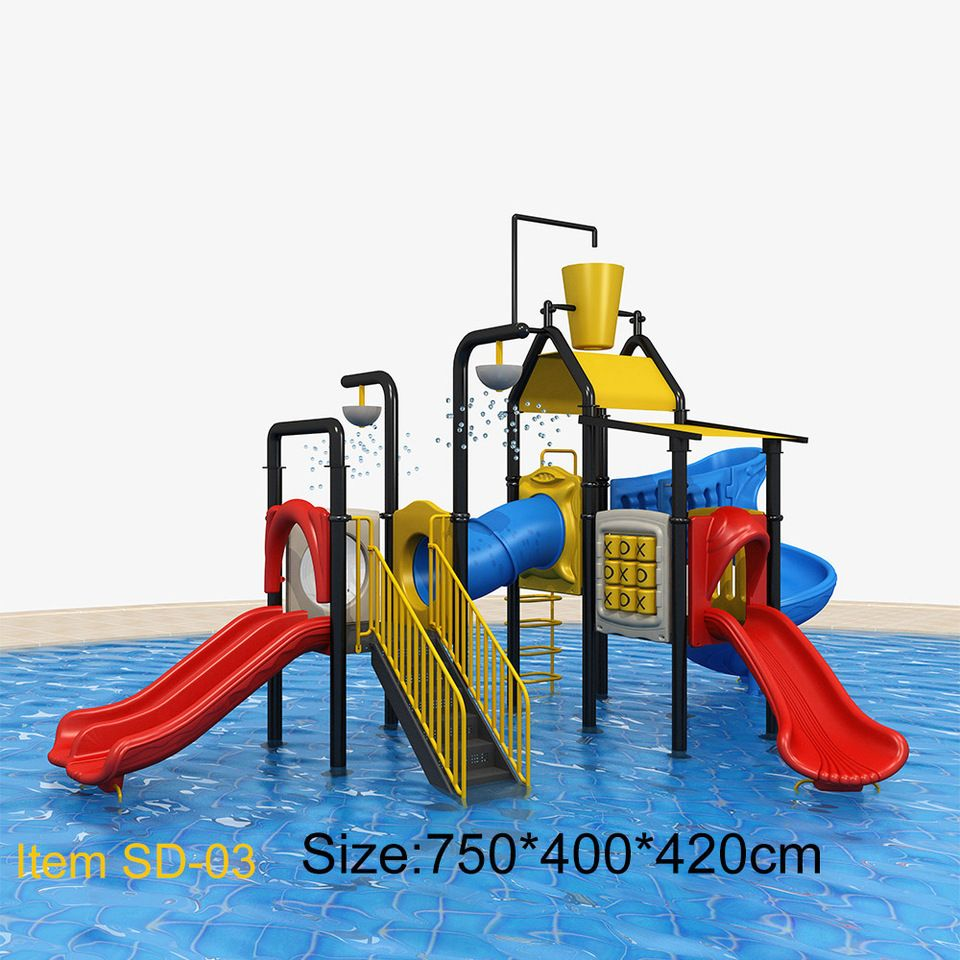 Water Outdoor Playground Equipment for Swimming Pool ...