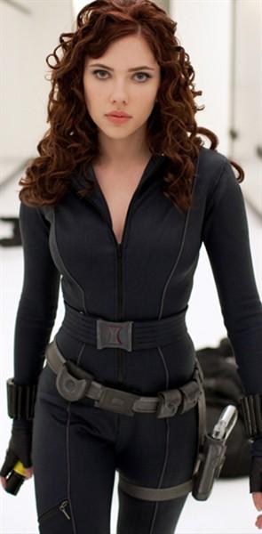 Black Widow. Legit. Her hair is amaaaaazzziiinng!