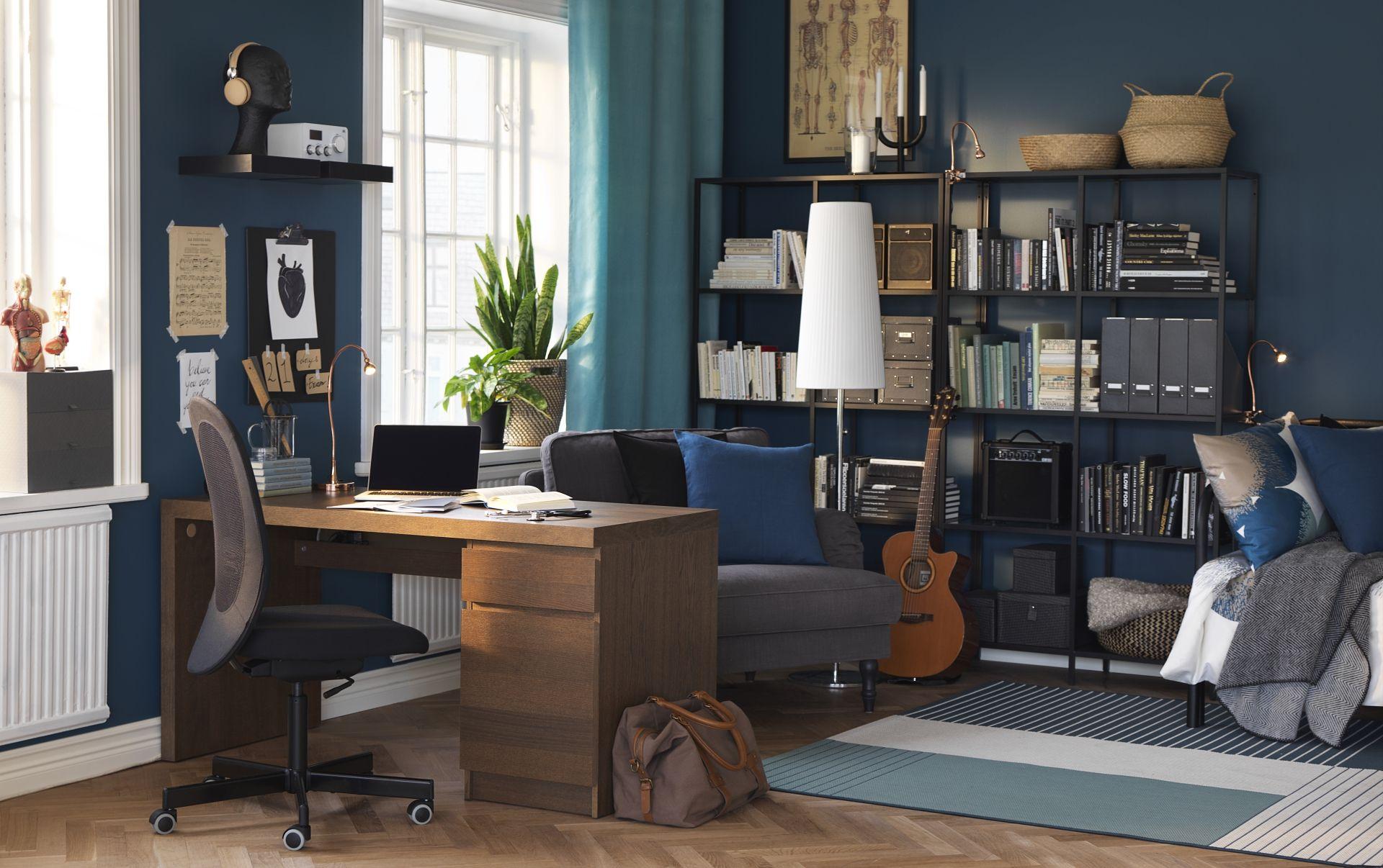 Malm bureau wit werkplekken bureau ikea malm and