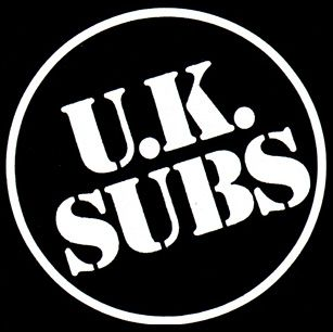 Uk Subs Logo Screened Patch Sp1074 In 2019