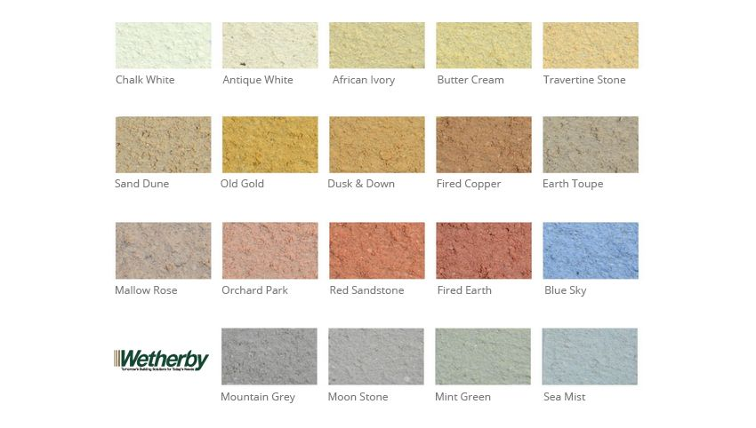 View The Colour Swatch And Color Chart To See What Our
