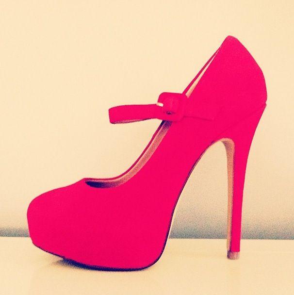 High Heals Pink!