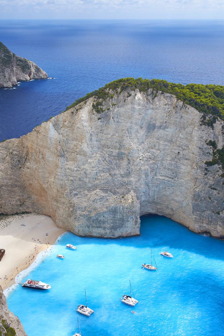 11 Gorgeous European Beaches - Italy. Spain. Portugal. France. We'll take them all, especially if they come with a ridiculously gorgeous stretch of sand. Take a tour of the 11 European beaches we're swooning over this season.