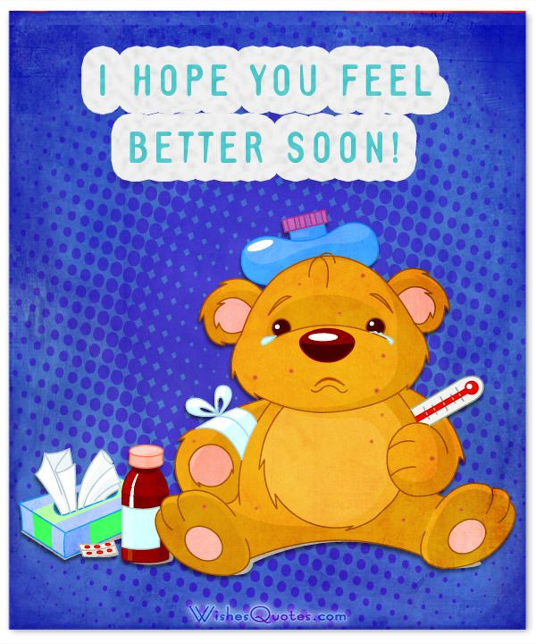 Feel Well Soon Messages: Get Well Soon Messages For Mom, Dad, Brother Or Sister