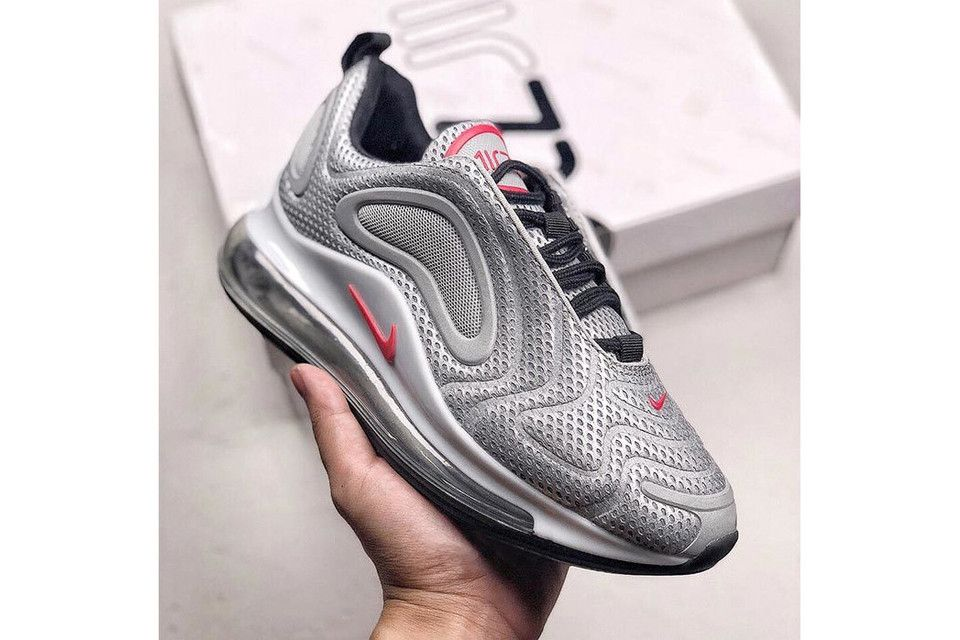 The Air Max 720 borrows a healthy dose of inspiration from the so it seems  only right that a  Silver Bullet   make-up of the would emerge. 6f67fa2c5910a