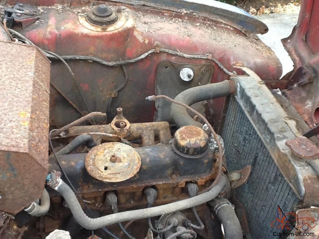 Here We Have A Consul Capri 1964 1500cc Engine Car Is More Or Less Ford Starter Motor A2d80b7c8c036ae72521d8a713a0dc06