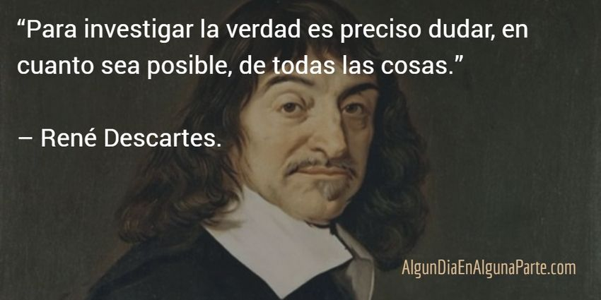 Las Reglas Del Método René Descartes
