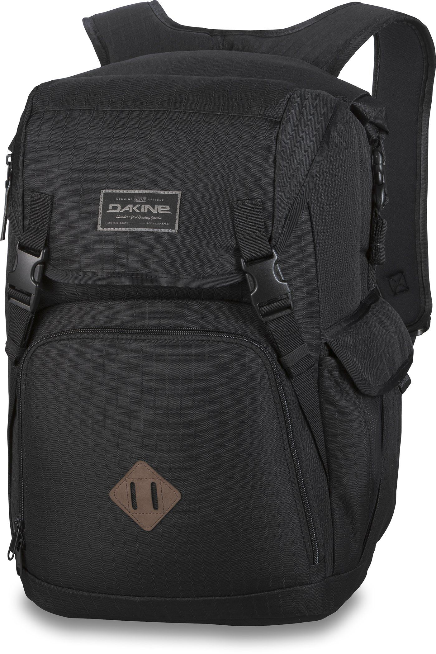 0fa9111b85 Dakine Point Wet Dry Backpack 29L Backpack Black One Size