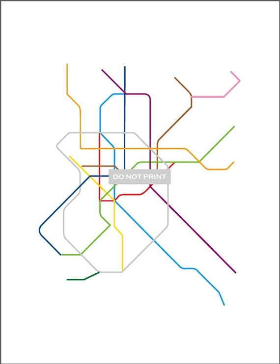 madrid metro map art need this but where to put it Dream decor