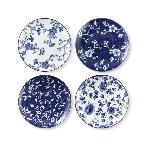 Japanese Garden Dinnerware Collection #williamssonoma  sc 1 st  Pinterest & Japanese Garden Dinnerware Collection #williamssonoma | Tableware ...