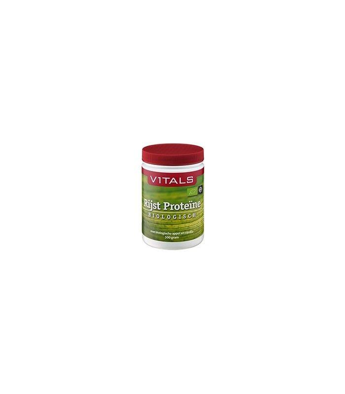 Vitals Rijst Proteïne Biologisch 300 gram