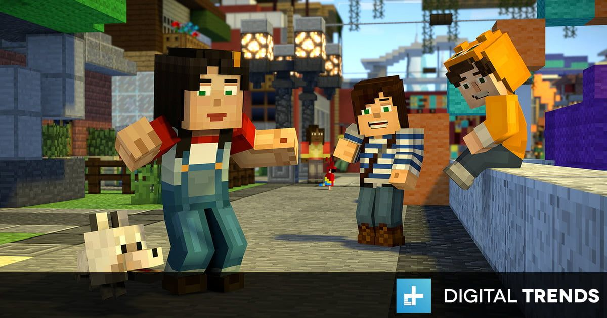 Minecraft Story Mode Returns With More Of The Same For Better