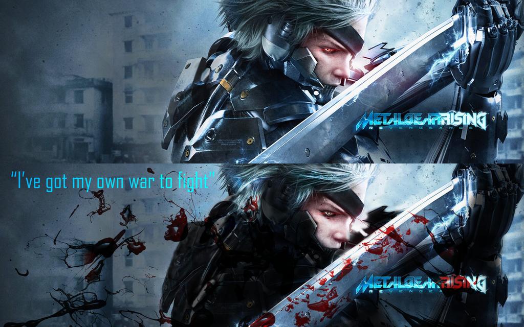 Pin On Metal Gear Rising Revengeance