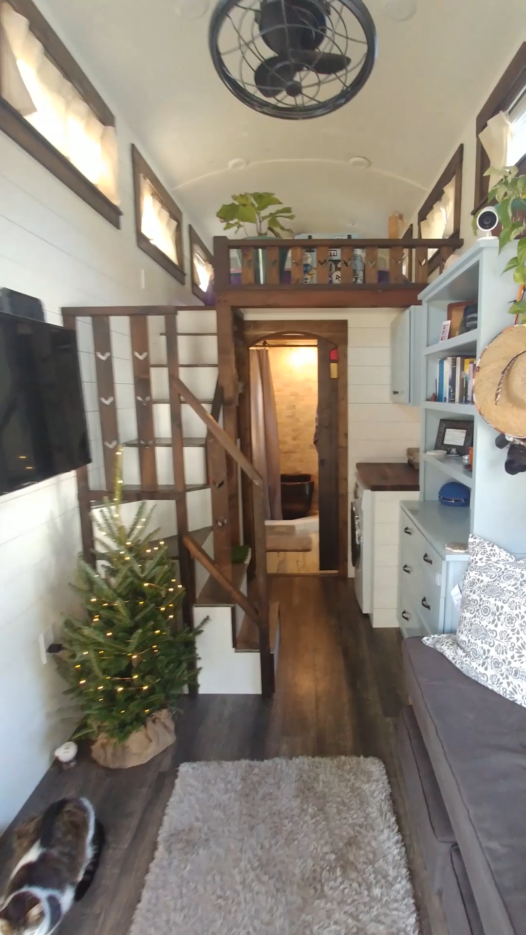 Photo of Tiny House Tour of Tiffany the Tiny House in Florida!