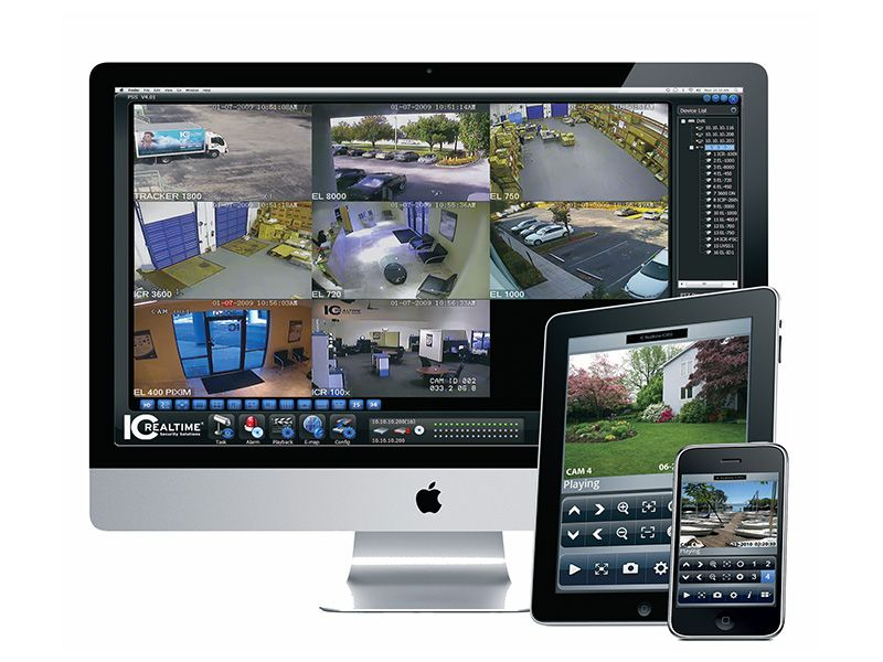 View Your Cameras All Around The World Home Security Systems Home Security Security System