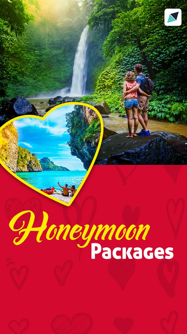 Honeymoon Destinations For Romantic Couples