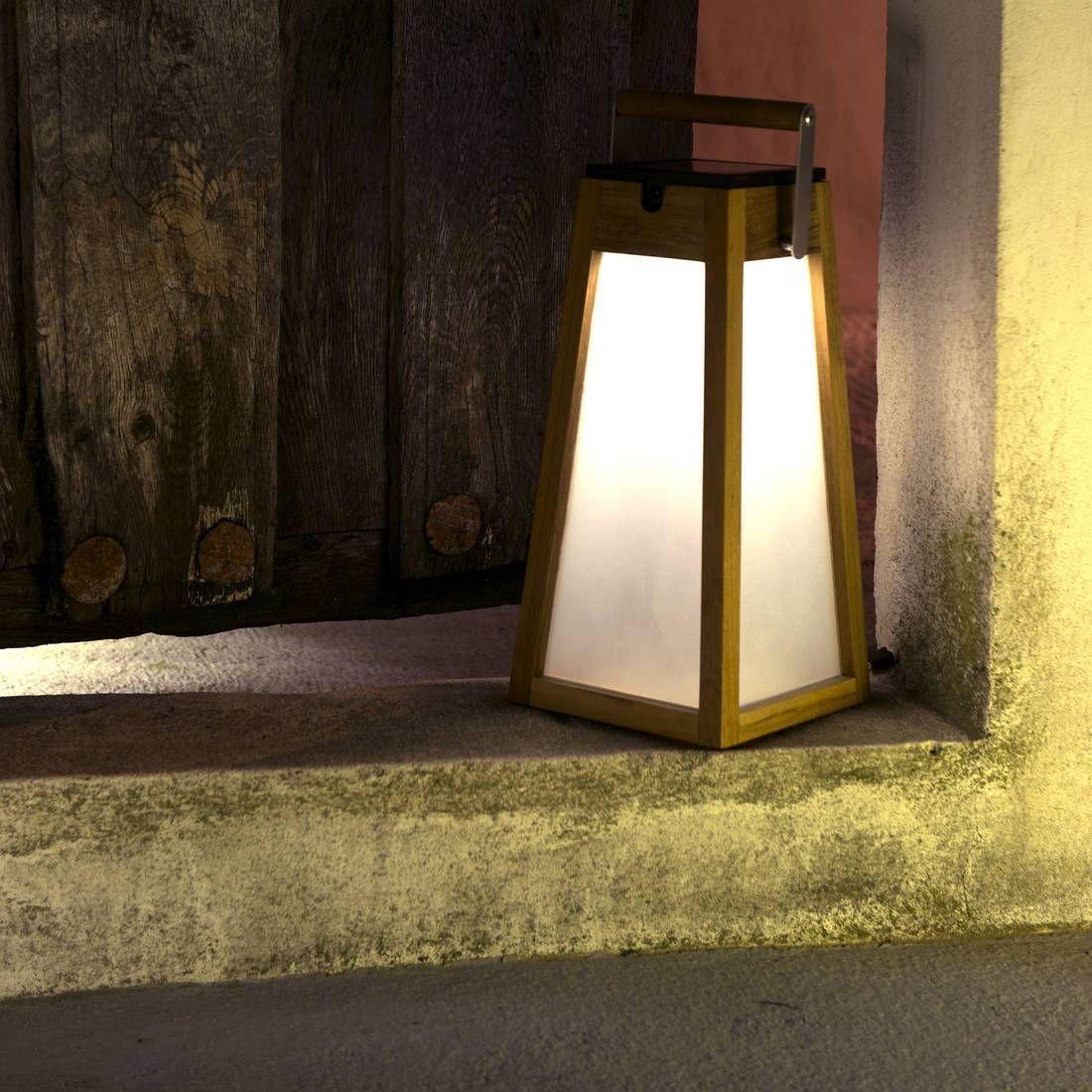 Lanterne D 39 Exterieur Led Rechargeable Amp Solaire De La Collection Tinka Tecka Editee Par Les Jardins Com Lampe D Exterieur Lanterne Decoration Outdoor