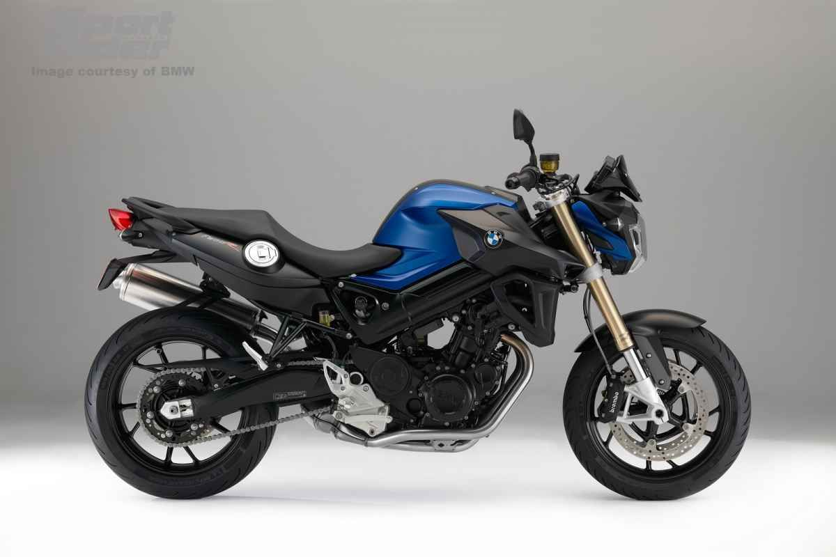 Bmw Announces Updated F 800 R For 2015