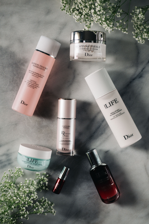 Dior Skincare Favourites