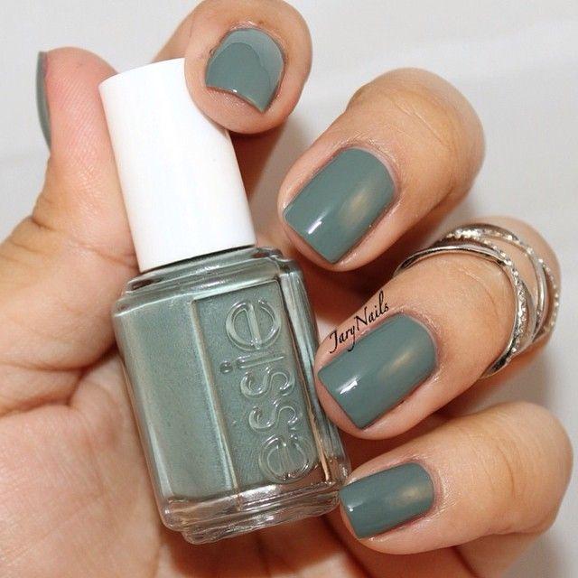 Essie \'fall in line\'   nails   Pinterest   Esmalte, Arte de uñas y ...