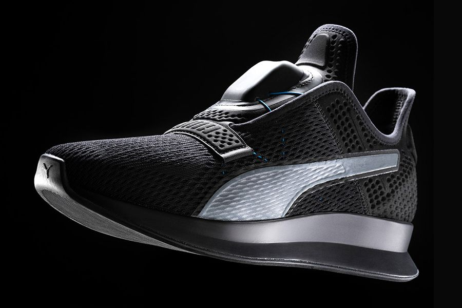 PUMA Advances Shoes Yet Again with Fit Intelligence