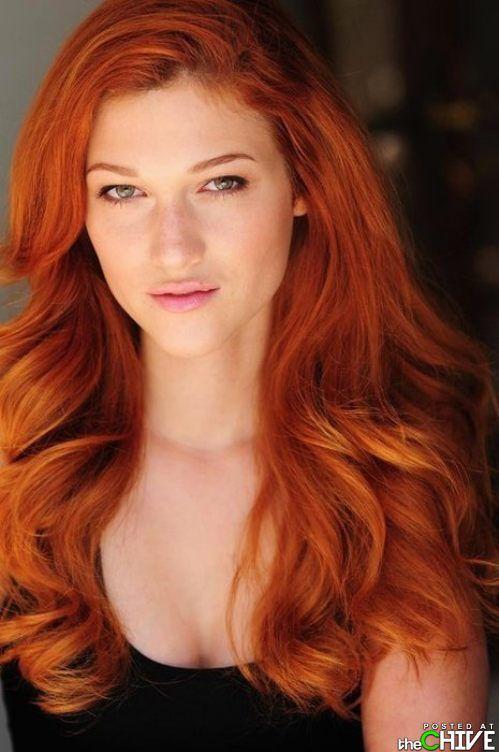 Beautiful natural redhead — 4
