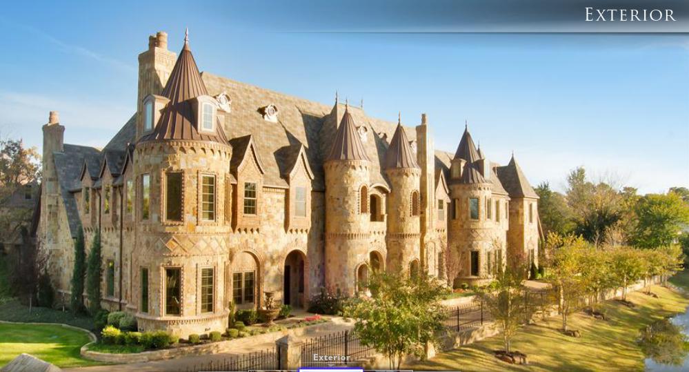 Lavish 4 5 Million French Inspired Mansion In Southlake