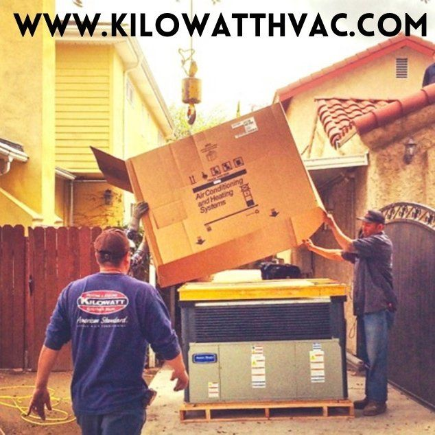 Kilowatt Does A Beautiful Job Putting A Packaged Heat And Ac Unit