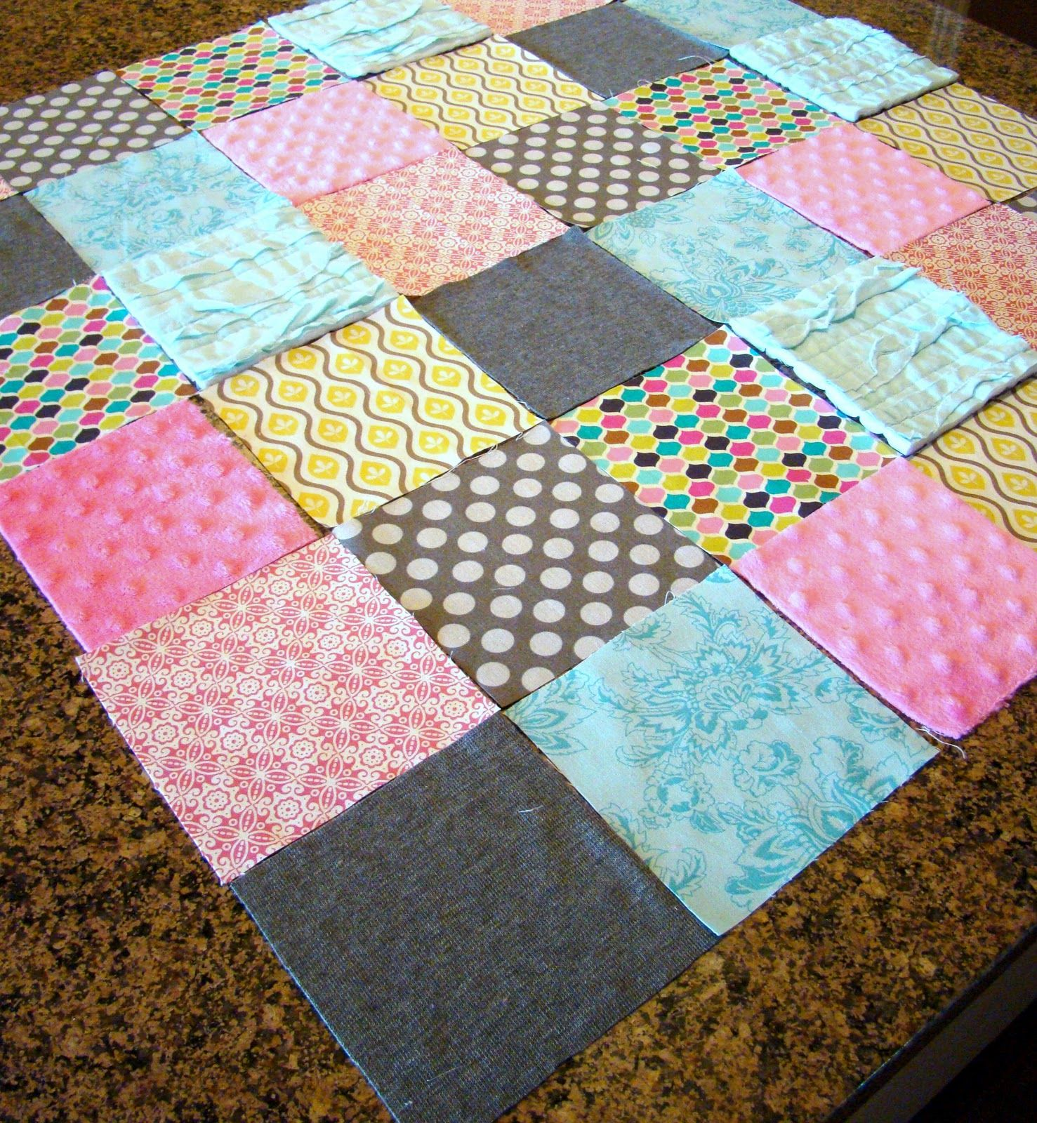 DIY quilting ~~ for beginners