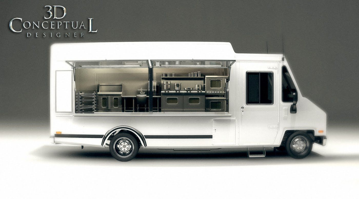 Uncategorized Food Truck Kitchen Design food trucks 3dconceptualdesignerblog project review the great truck race