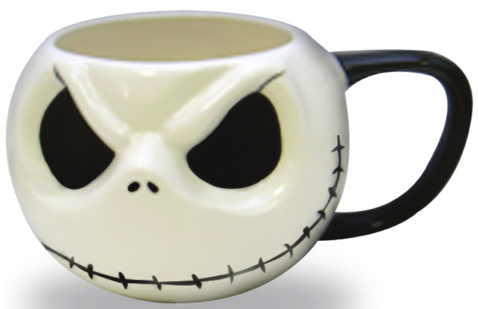 2019Delightfully In Disney Mug Skellington Jack Head Christmas WDbeHIY9E2