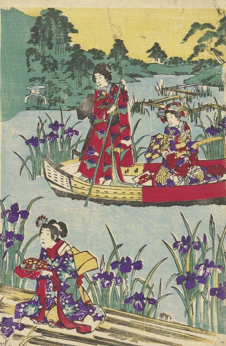 500 Japanese Woodblock Prints from Van Gogh's Personal