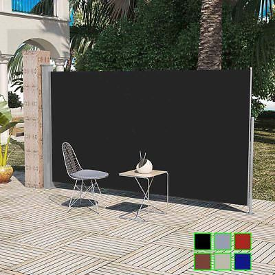 Terrasse Seitenmarkise Sichtschutz Sonnenschutz Windschutz