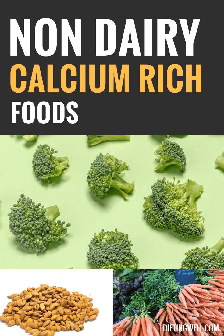 17 Non Dairy Calcium Rich Foods Calcium rich foods