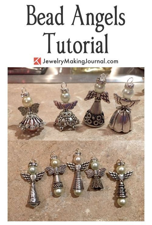 Photo of Mickey & # 39; s Bead Angels Tutorial by Colleen – In Jewelry Making Jo …