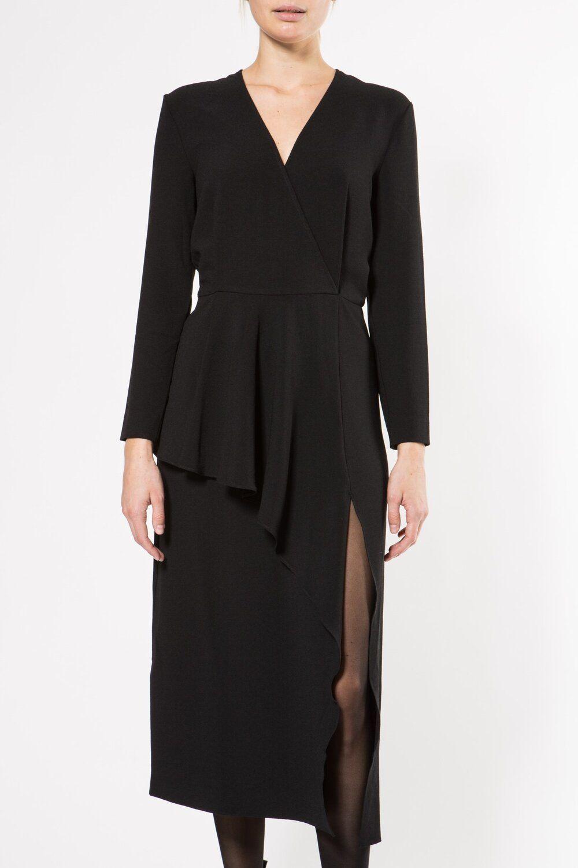 House Of Dagmar No 10 Dress Dresses Long Sleeve Dress House Dress [ 1500 x 1000 Pixel ]