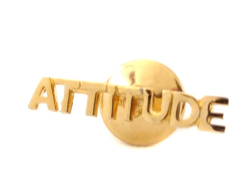 Attitude Lapel//hat Pin