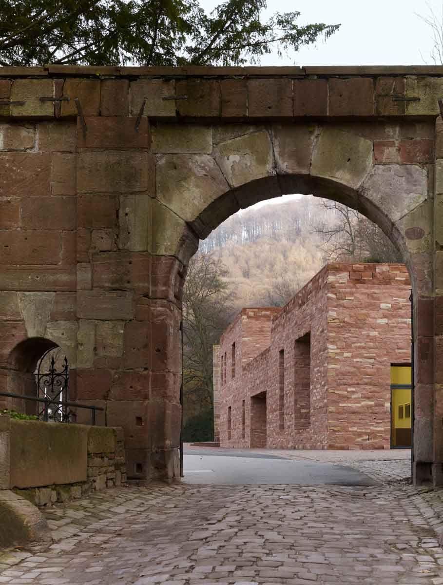 Heidelberg Castle Visitor Centre