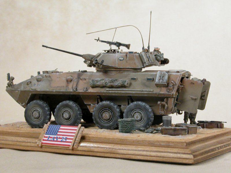 25mm cannon on US Bradley fighting vehicle - Ars Technica OpenForum