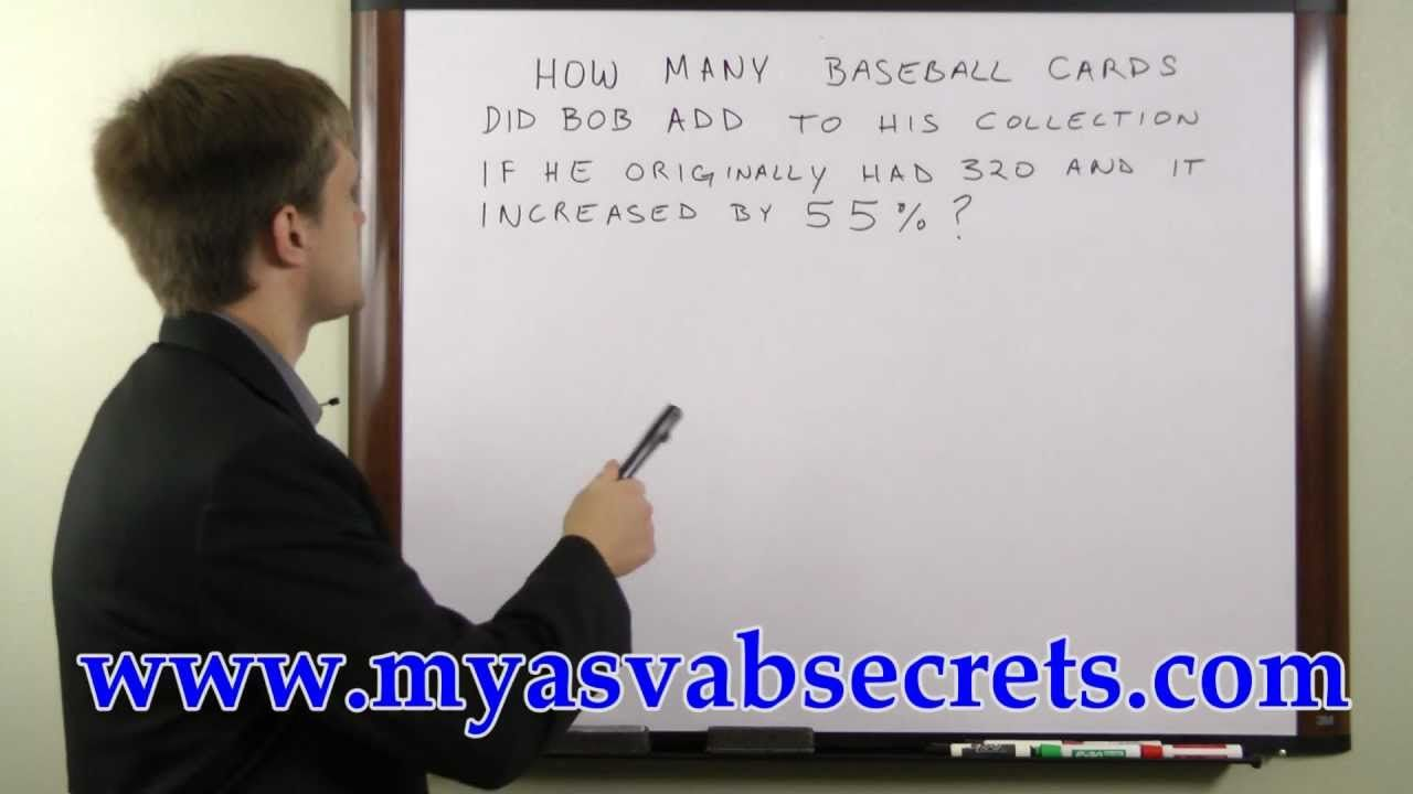 ASVAB Math Prep- What you see in the video is only a tiny sample of