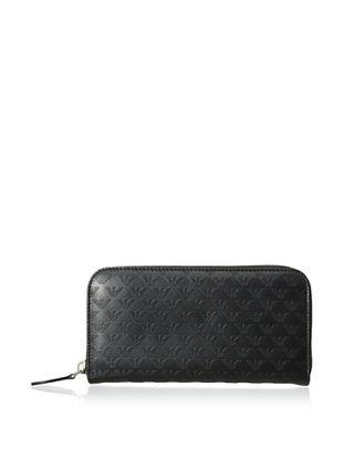 50% OFF Emporio Armani Men's Zip-Around Wallet