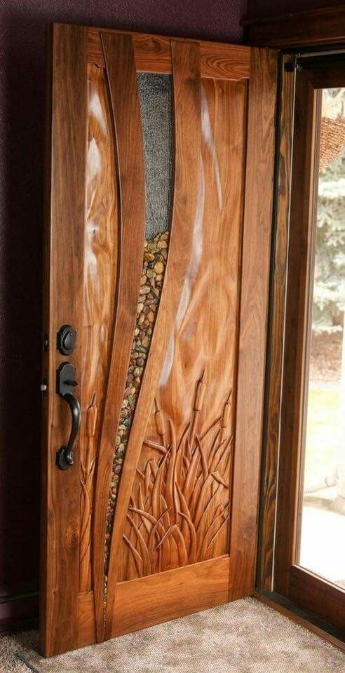Lesser Seen Options For Custom Wood Interior Doors