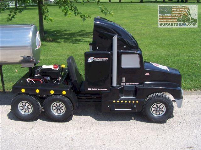 Kenworth Semi Truck Go Kart Things For Carleigh Go