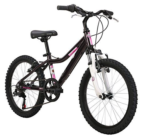 Diamondback Bicycles Youth Girls 2015 Lustre 20 Complete Hard Tail
