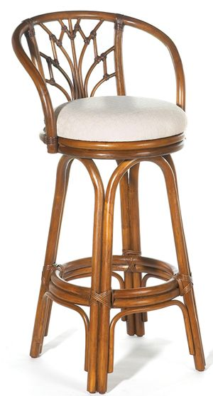 The Bali Barstool Is Built From Very Durable Natural